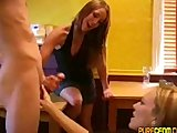 Two Girls Handjob