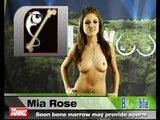 Mia Rose on the Booble.com Porn Minute