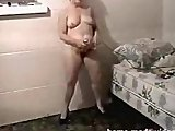 Horny wife playing