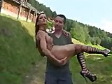 akt photoclip nude outdoor