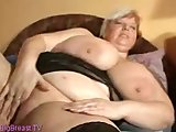 fat mature masturbate