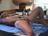masturbating wife