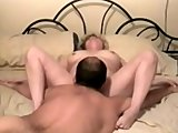 The wife cumming
