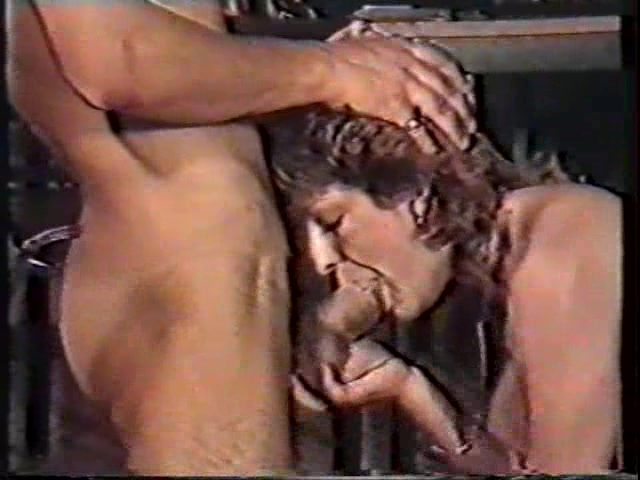 Vintage Blowjob Cum In Mouth