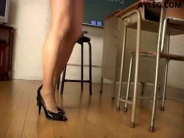 Porno Video of Nylon Stockings Pantyhose Footjobs Foot Fetish Sex