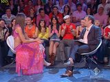 Upskirt in tv italiana