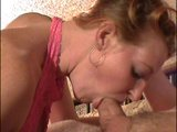 Horny hottie films a scene 3/6
