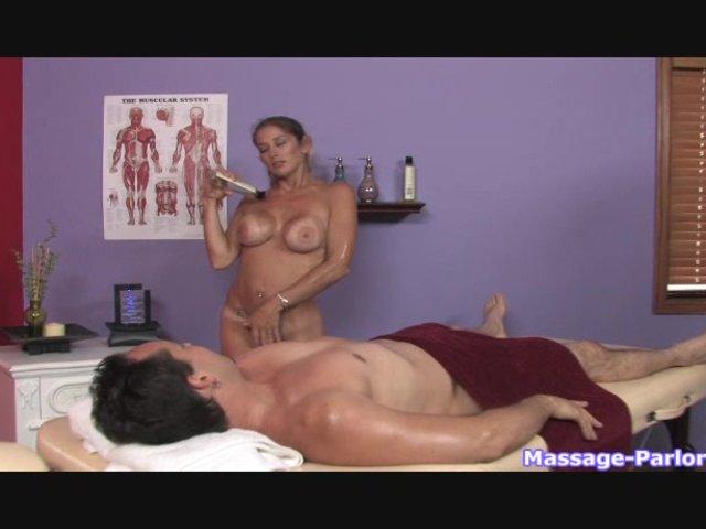 massage parlor secrets hetero handjob