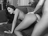 VERY HOT Home Video Vanessa ! Black & White