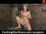 Real fucking machines action, huge orgasms!