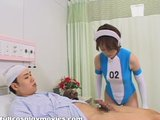 Android Nurse Blowjob