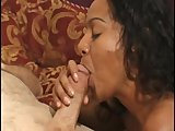Black Mature Gets Fucked