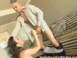 4some action and great facial
