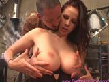 incredible big natural tit fucking