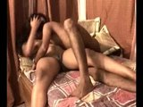 Desi indian woman and young man