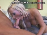 Stunning Wife Screams 4 More Cream