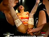 Blonde Girl Creampied