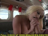 Gina Lynn - Sex on a Plane