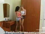 Lesbian pantyhose fetish games