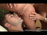 Cougar Sex Club Fucking A Stud