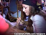Wild Girls fuck Male Stripper