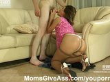 Sexy MILF fucked in the ass