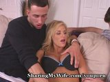Hottie Takes New Huge Cock