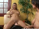 Ashlynn Brooke &amp; Angelina Get Each Other Off