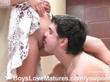 Sexy MILF fucked