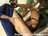 She loves her ass full of cum