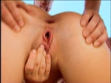 Two guys take advantage of Lisa's big holes