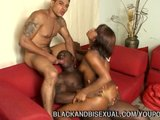Bisexual Guys Nailing Hot Girl