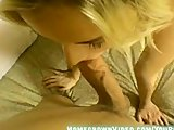 Horny Amateur Gets Hot DP