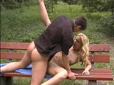 Sex on the Park Bench
