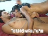Dominican amateur Couple Exposed