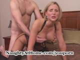 Hot MILF Fucking Stranger