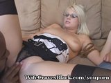 Hotwife Fucked By Black Bull