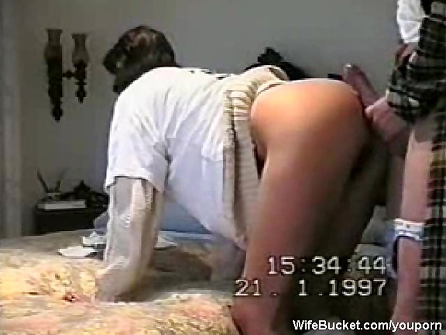 Porno Video of Homemade Anal Quickie
