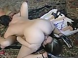Peter North - Some lesbians like it threesome