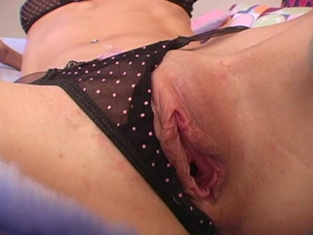 image Girl cums fingers her ass and pussy bent over
