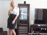 Sexy Shemale Secretary!