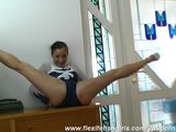 Ballerina Judith from France naked for you