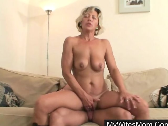 Mother in law sexy
