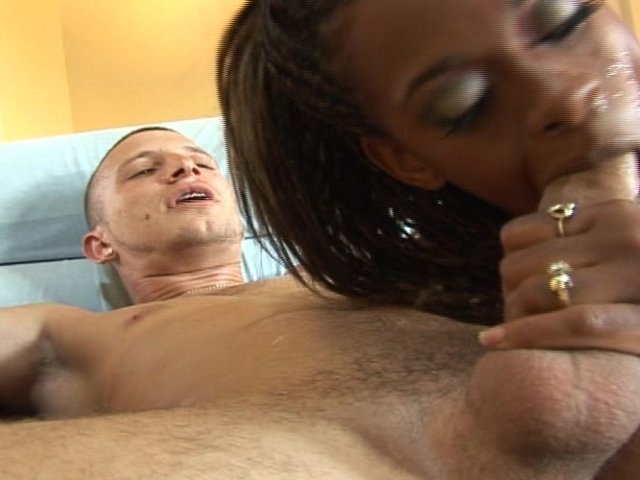Black guy fucks black girl