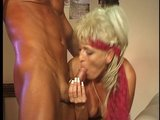 Hot mature woman still lovin the 80&#039;s!! (Clip)