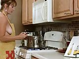 Housewife Fucks Her Black Dildo