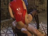 Getting it on in the game room and the wine cellar (Clip)