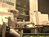 Homemade Young Couple Watching Porn
