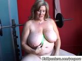 Mature BBW big tits