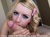 Lexi Licks Two Cocks Like a Lollipop